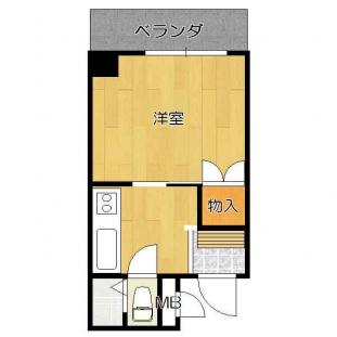 中村マンション503号